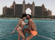 Nabilla, sublime en bikini à Dubaï, partage un tendre baiser avec Thomas