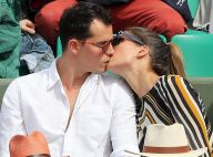 Laury Thilleman amoureuse à Roland-Garros : Baiser langoureux avec Juan Arbelaez