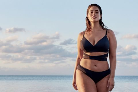 Ashley Graham échappe à une agression sexuelle en plein shooting
