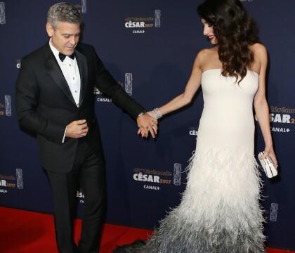 Amal Clooney a accouché : Retour sur une grossesse ultrastylée !