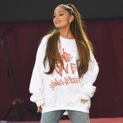 """Ariana Grande chante pour ses """"22 anges"""" à Paris, 2 semaines après l'attentat"""