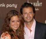 David Charvet et Brooke