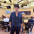 Pascal Elbé - Le groupe Partouche inaugure le premier casino en plein air d'Europe (PLEINAIR Casino) à La Ciotat, France, le 8 juin 2017. © Bruno Bebert/bestimage. 08/06/2017 - La Ciotat