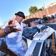 DJ Cut Killer (Anouar Hajoui) - Le groupe Partouche inaugure le premier casino en plein air d'Europe (PLEINAIR Casino) à La Ciotat, France, le 8 juin 2017. © Bruno Bebert/bestimage. 08/06/2017 - La Ciotat