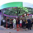 Le groupe Partouche inaugure le premier casino en plein air d'Europe (PLEINAIR Casino) à La Ciotat, France, le 8 juin 2017. © Bruno Bebert/bestimage. 08/06/2017 - La Ciotat