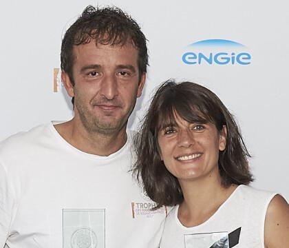 Estelle Denis et Cyrille Eldin remportent le Roland-Garros des stars