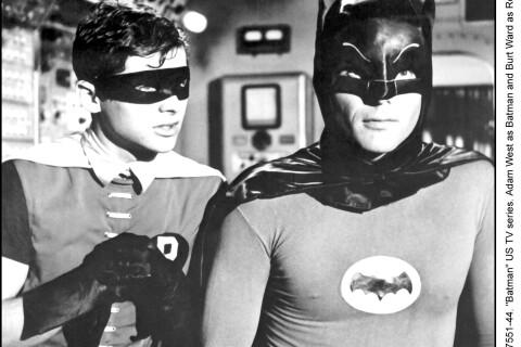 Adam West : Mort de l'iconique Batman