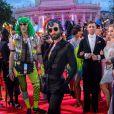 Conchita Wurst assiste au Life Ball 2017 à l'hôtel de ville de Vienne. Le 10 juin 2017.