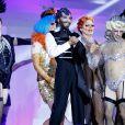 Conchita Wurst participe au Life Ball 2017 à l'hôtel de ville de Vienne. Le 10 juin 2017.