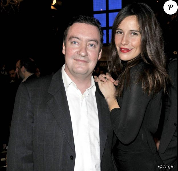 Philippe Duquesne et Zoé Félix