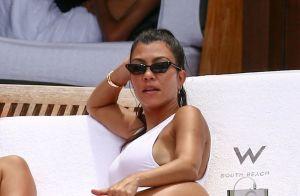 Kourtney Kardashian : Sexy mama à Miami, inséparable de son fils Reign