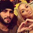 """Jessica et Nikola des """"Marseillais et les Ch'tis VS Le reste du monde"""" complices sur Instagram, septembre 2016"""