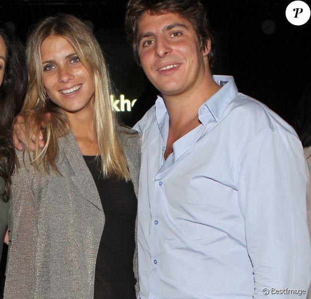 Archives - Alexandre Balkany et sa femme Solenne Gallagher - Le 10 juillet 2011