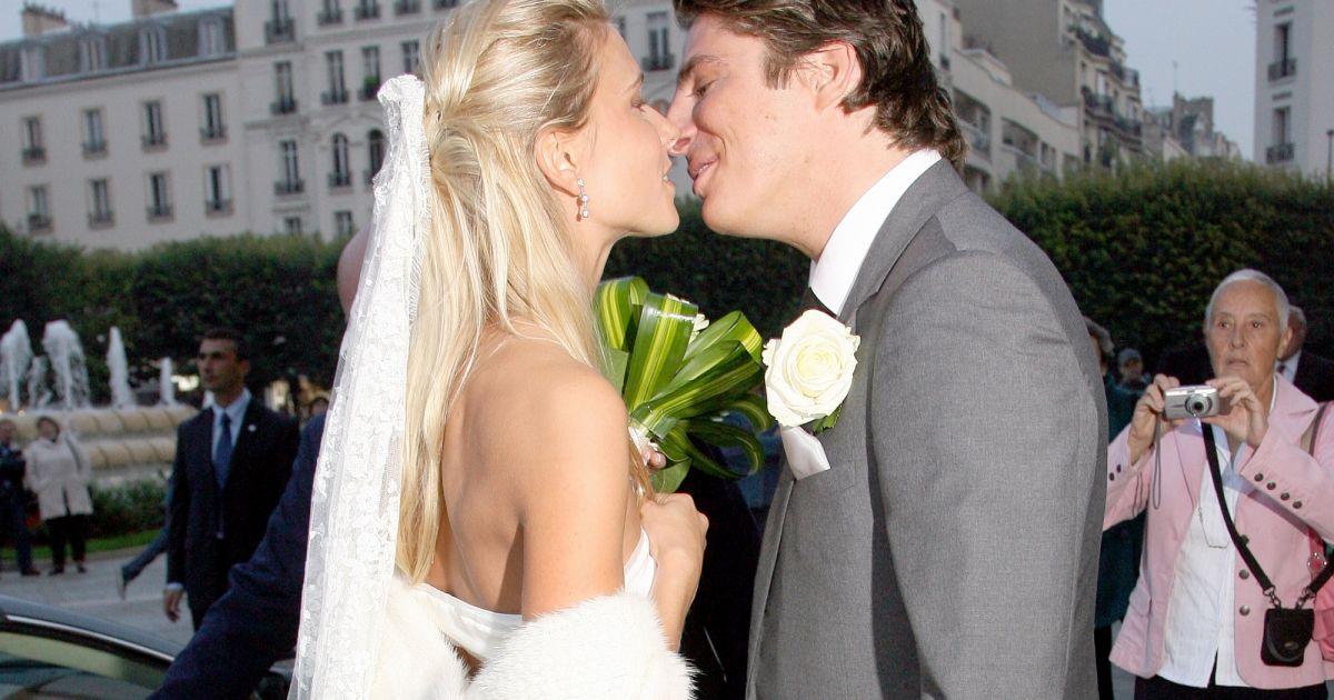 Alexandre balkany et sa femme solene levallois en octobre 2007 purepeople - Alexandre jardin et sa femme ...