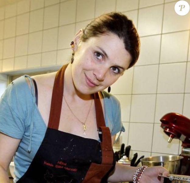 Anne Alassane, la gagnante de MasterChef 2010.