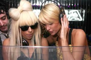 Lady Gaga et Paris Hilton : copines à l'école catho, copines pour les nuits de débauche !
