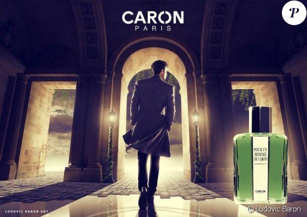 Publicité du parfum Pour un homme de Caron réalisé par Ludovic Baron