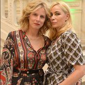 Emmanuelle Béart et Karin Viard, divines, font parler leur Aura pour Mugler
