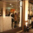 La très classieuse boutique de Stella McCartney vue de la fameuse et très chic Galerie de Valois