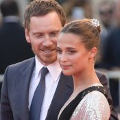 Alicia Vikander et Michael Fassbender : Les amoureux passent un cap...