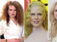 Nicole Kidman : 50 ans et pas une ride, son évolution physique au fil des ans