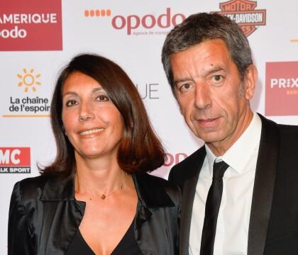 "Michel Cymes, sa femme Nathalie jalouse d'Adriana Karembeu : ""Elle a explosé !"""