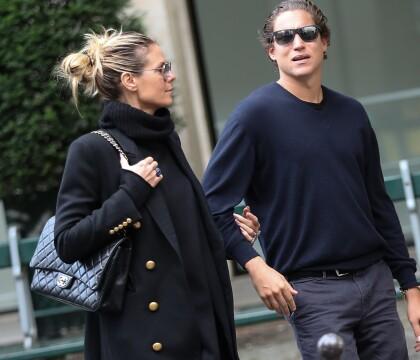 """Heidi Klum trompée par Vito Schnabel ? Baisers nocturnes à une """"amie""""..."""