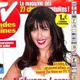 """Magazine """"TV Grandes Chaînes"""" en kiosques le 26 juin 2017."""