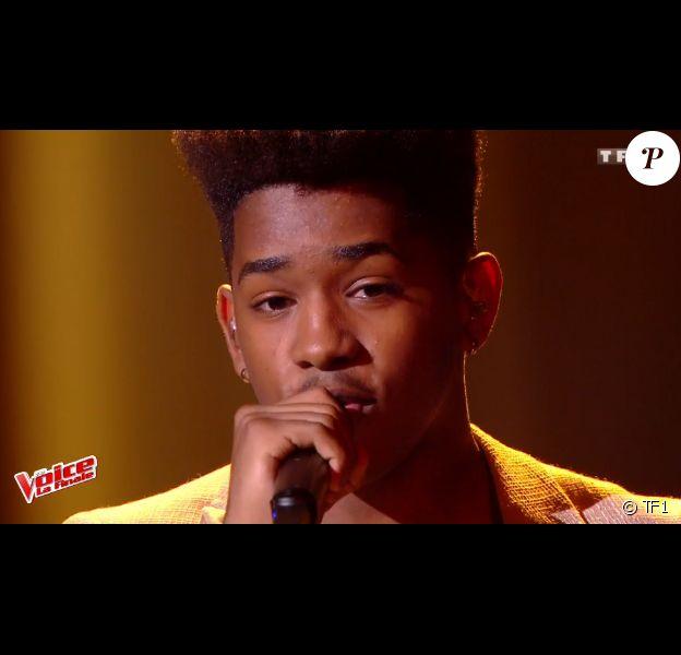 Lisandro Cuxi, finaliste de la team M. Pokora, a interprété L'envie d'aimer des Dix commandements lors de la finale de The Voice 6, le 10 juin 2017 sur TF1.