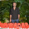"""Vincent Cassel (""""Sambassadeur"""": ambassadeur de la samba en France) - La marque brésilienne Havaianas célébre les 100 ans de la Samba à l'Alcazar à Paris, France, le 28 juin 2017. © Veeren/Bestimage"""