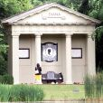 Memorial Diana à Althorp, décembre 2002. © Andrew Parsons/PA/ABACA.