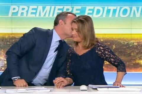 Pascale de La Tour du Pin très émue pour sa dernière sur BFMTV...