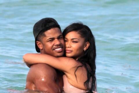 Chanel Iman : Canon en bikini dans les bras de son footballeur de chéri