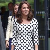 Kate Middleton dévoile sa nouvelle coupe de cheveux estivale à Wimbledon