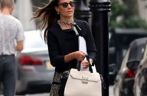 Pippa Middleton : À peine rentrée de lune de miel, encore de mariage !