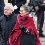 Simone Veil entrera au Panthéon au côté de son époux Antoine Veil