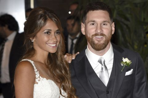 Lionel Messi : Après le grand mariage avec Antonella, lune de miel en famille