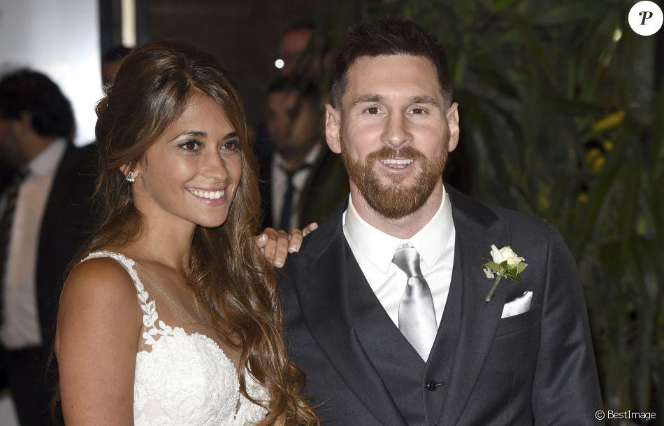Lionel Messi  Après le grand mariage avec Antonella, lune de miel en  famille