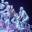 Ariana Grande en concert au Jeunesse Arena à Rio de Janeiro au Brésil, le 29 juin 2017