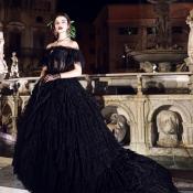 Sonia Ben Ammar : Muse renversante pour un défilé couture
