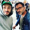 """Kev Adams et Frédéric Lopez embarquent pour """"Rendez-vous en terre inconnue"""" (France 2) le 10 juillet 2017."""