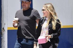 Hilary Duff en vacances à la plage : Elle batifole avec son nouvel amoureux