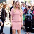 """Hilary Duff en promotion pour sa série télévisée """"Younger"""" à New York le 27 juin 2017"""