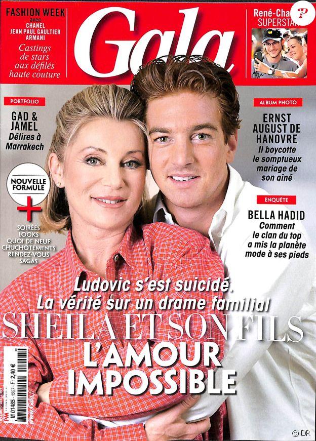 Le magazine Gala du 12 juillet 2017