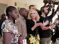 """Madonna, émue, relate l'adoption de sa fille : """"Je n'ai jamais abandonné..."""""""