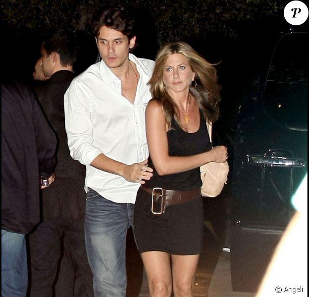Jennifer Aniston toujours amoureuse de son John Mayer