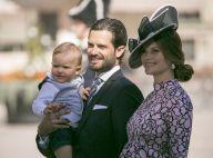 Sofia enceinte et Madeleine, radieuses en famille pour Victoria de Suède