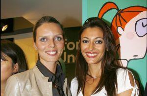 Sylvie Tellier : Jeune mariée sublime au côté de Rachel Legrain-Trapani !