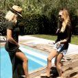 Emilie Nef Naf et Vanessa (Secret Story 3) ont pris la pose ensemble sur Instagram.