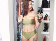 """Julia Paredes en bikini 4 mois après avoir accouché: """"Je ne suis pas satisfaite"""""""